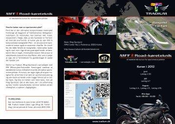 MFF R Road-køreteknik