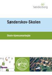 Skole-hjemsamarbejde - Sønderskov - Skolen, Sønderborg