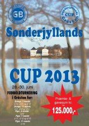 Indbydelse 2013 - Gråsten Boldklub