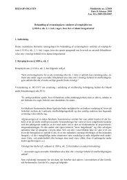 RIGSADVOKATEN Meddelelse nr. 2/2010 Dato 8. februar ... - Krim