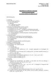 RIGSADVOKATEN Meddelelse nr. 5/2007 Rettet juni 2010 J ... - Krim