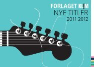 Download Salgskatalog 2011-2012 - Forlaget Klim
