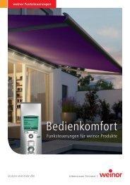 Bedienkomfort - pelz-terrassenwelt.de