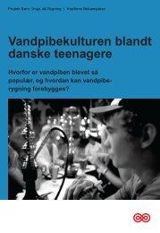 Vandpibekulturen blandt danske teenagere - Liv.dk