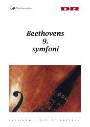 Beethovens 9. symfoni - Skoletjenesten
