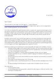 Forældrebrev 23.pdf - Kolind Skole
