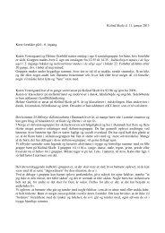 Kolind Skole d. 11. januar 2013 Kære forældre på 0.- 6. årgang ...