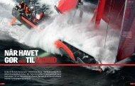 Verdens hårdeste kapsejlads – Volvo Ocean Race ... - Camilla Alfthan