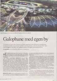 Gal@ane med egen by - Camilla Alfthan