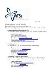 arbejdsgrupper 2010 og 11 - Hjaelpemidler.com