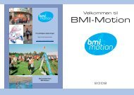 BMI-Motion - Beder-Malling Idrætsforening
