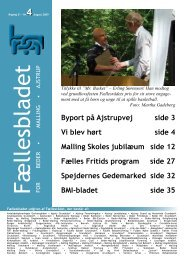 Nummer 4/2009 - Beder-Malling Idrætsforening