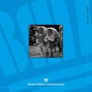 BMI 4_2007.qxp - Beder-Malling Idrætsforening