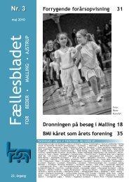 Nummer 3/2010 - Beder-Malling Idrætsforening