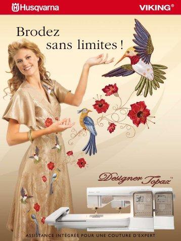 Télécharger la brochure - CoudreetBroder