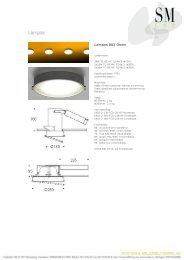 Lampas 802 Owen - SM Lys