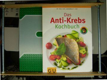 Das Anti-Krebs Kochbuch