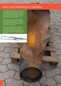 Sikker håndtering af trykflasker ved brand - BAR transport og engros - Page 4