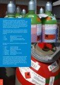 Sikker håndtering af trykflasker ved brand - BAR transport og engros - Page 6