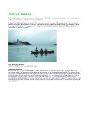 Nyhedsbrev nr. 24 - Diving 2000