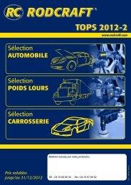 TOPS 2012-2 S 2012-2 - Rodcraft