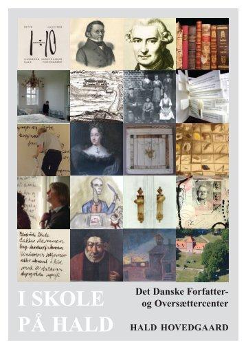 katalog 2.0.pmd - Det Danske Forfatter- og Oversættercenter Hald