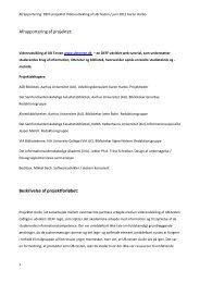 Afrapportering MmB Videreudvikling af UB Testen.pdf - DEFF