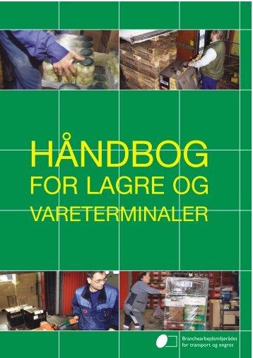 HÃ¥ndbog for Lagre og vareterminaler - BAR transport og engros