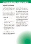 Forebyggelse af støveksplosioner i grovvarebranchen - Page 5