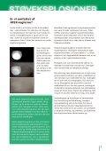 Forebyggelse af støveksplosioner i grovvarebranchen - Page 6