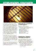 Forebyggelse af støveksplosioner i grovvarebranchen - Page 7