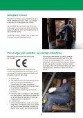 Arbejde i frysehuse - BAR transport og engros - Page 5