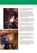 Arbejde i frysehuse - BAR transport og engros - Page 6