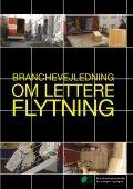 Branchevejledning om lettere flytning - BAR transport og engros - Page 2