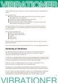 Branchevejledning om helkropsvibration indenfor transportområdet - Page 5