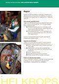 Branchevejledning om helkropsvibration indenfor transportområdet - Page 6