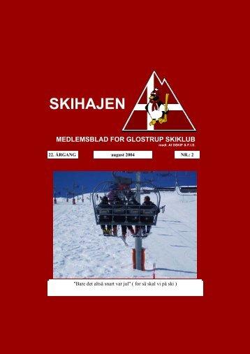 SKIHAJ aug. 04.pdf - Glostrup Skiclub