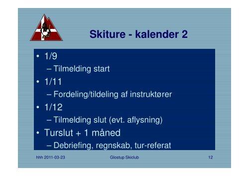 (pdf). - Glostrup Skiclubs hjemmeside