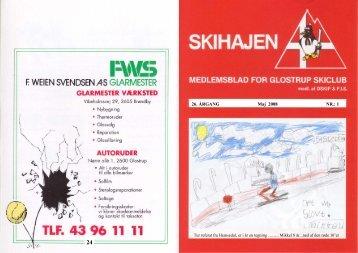 SKIHAJ maj. 08.pdf - Glostrup Skiclubs hjemmeside