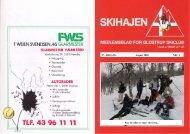 SKIHAJ aug. 09.pdf - Glostrup Skiclub