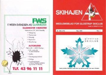 Skihaj maj 2010 - Glostrup Skiclubs hjemmeside