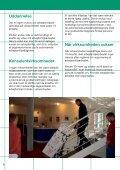 Arbejdsmiljøarbejdet i virksomheder med under 10 ansatte uden ... - Page 6