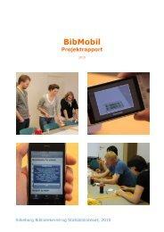 BibMobil-projektrapport.pdf - Silkeborg Bibliotekerne