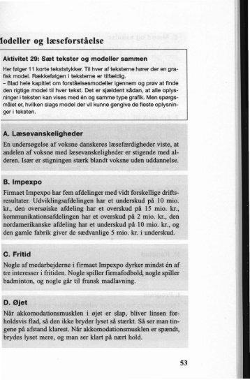 opgaver med 11 tekststykker, hvor der skal knyttes en model til.pdf