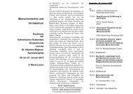 Menschenrechte und Christentum - Katholische Ärztearbeit ...