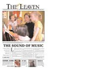 THE SOUND OF MUSIC - The Leaven