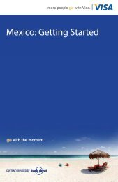 Mexico: Getting Started - Lonely Planet
