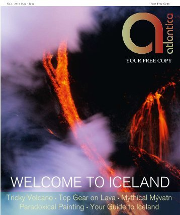 Atlantica No. 3, 2010, Mai-June - Iceland Review