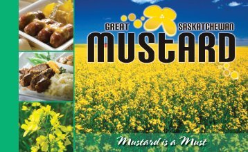 "Download ""Great Saskatchewan Mustard"" Recipe Book"