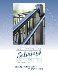 ALUMINUM - Solutions Aluminum Railing